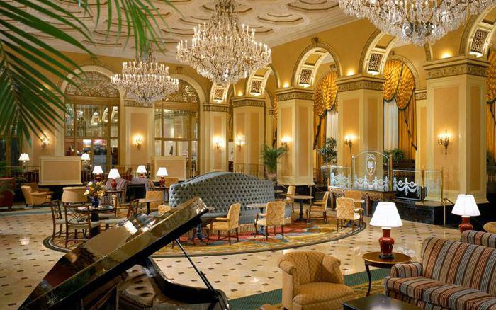 Omni william penn hotel for Luxury hotel project